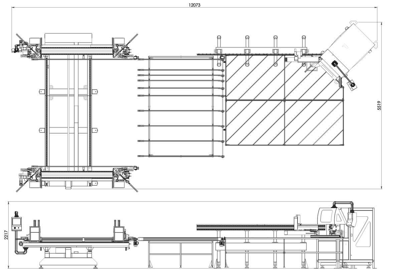 fisa tehncia centru de sudat si debavurat marca Ozgenc model TURBOWELD 400 -2