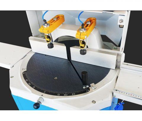 masina de debitat profile la un cap lama 450 mm PK 503