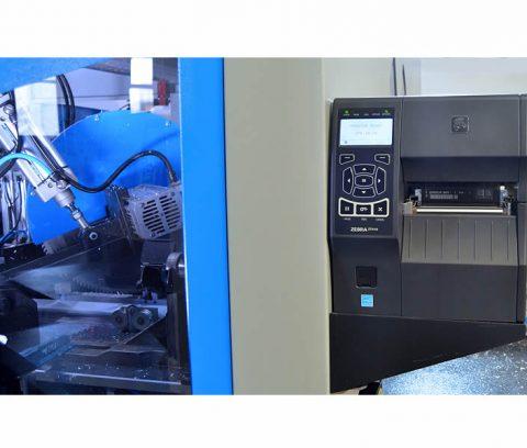 Centru automat de debitare & prelucrare profile PVC, 2 lame + 12 motoare, marca Ozgenc, model RAPIDCUT 500